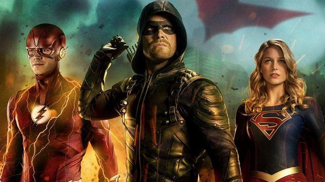 So anders sehen Arrow, Flash und Supergirl in den neuen Arrowverse-Staffeln aus