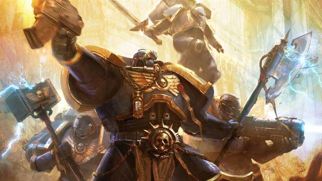 """Eisenhorn"": Live-Action-Serie aus dem düsteren ""Warhammer 40.000""-Universum kommt"