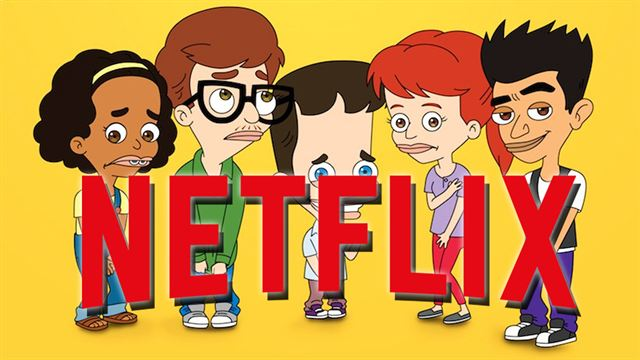 Animierte Serien
