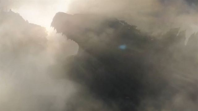 Godzilla Trailer (4) OV