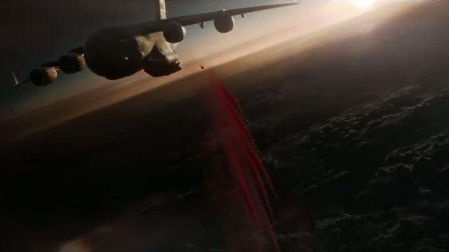 Godzilla Trailer DF