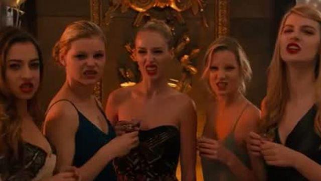 Vampire Academy Trailer DF