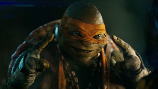 Teenage Mutant Ninja Turtles Trailer DF