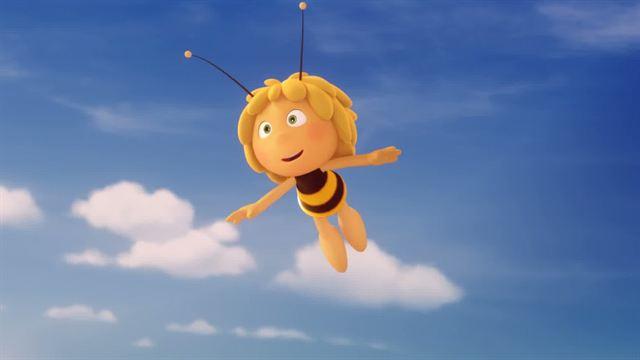 Die Biene Maja - Der Kinofilm Trailer DF