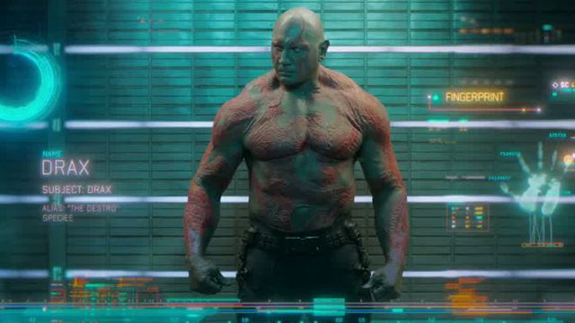 Guardians Of The Galaxy Trailer (2) DF