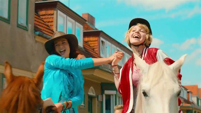 Bibi & Tina 2 - Voll verhext Trailer (2) DF