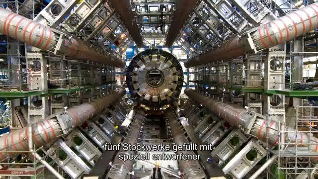 Particle Fever - Die Jagd nach dem Higgs Trailer OV