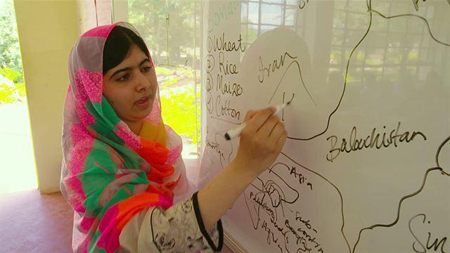 Malala - Ihr Recht auf Bildung Trailer DF