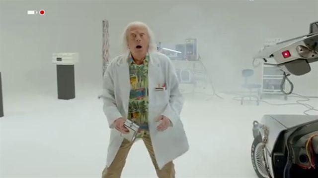 Zurück in die Zukunft - Doc Brown Saves The World - Teaser
