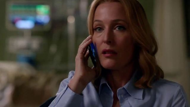 agent scully synchronsprecher