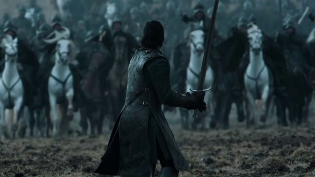 Game Of Thrones - staffel 6 - folge 9 Behind the Battle Of Winterfell (OV)