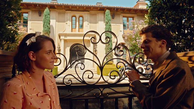 Café Society Trailer DF