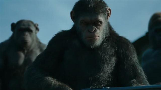 Planet der Affen 3: Survival Trailer (3) DF