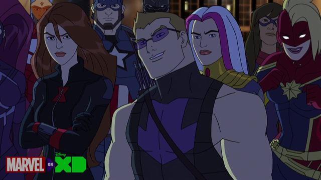 Avengers Gemeinsam Unbesiegbar Staffel 3