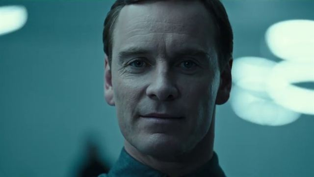 Alien: Covenant - Meet Walter OV