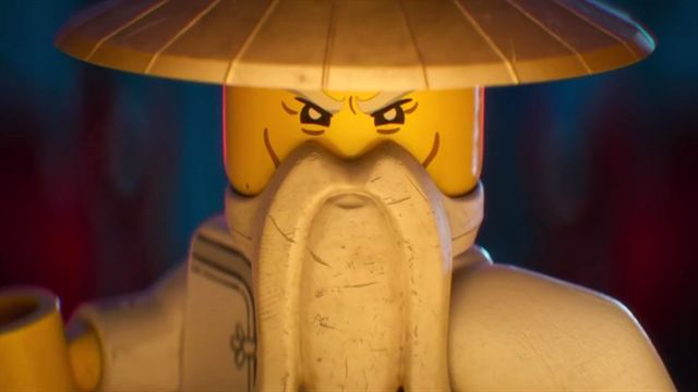 The LEGO Ninjago Movie Trailer (2) DF