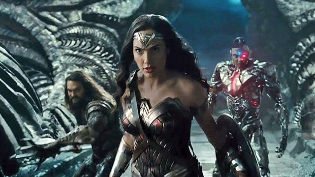 Justice League Trailer (3) OV
