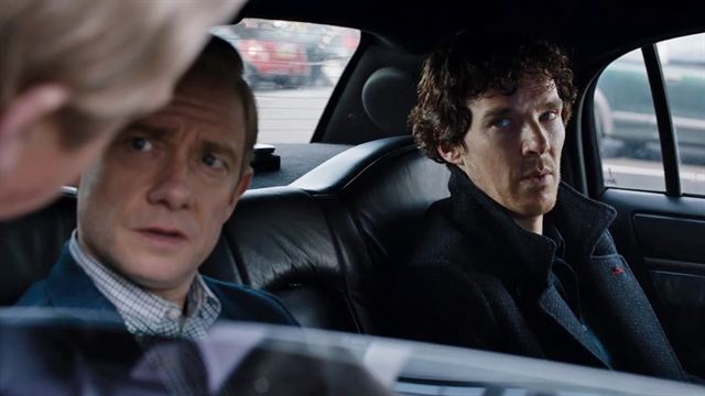 Sherlock - staffel 4 Trailer DF