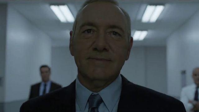 House Of Cards (US) - staffel 5 Trailer OV