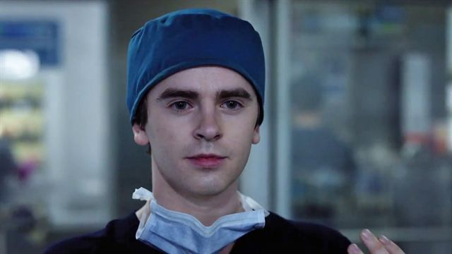 The Good Doctor Trailer OV