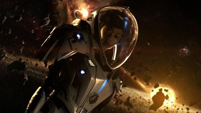 Star Trek: Discovery Trailer OmU