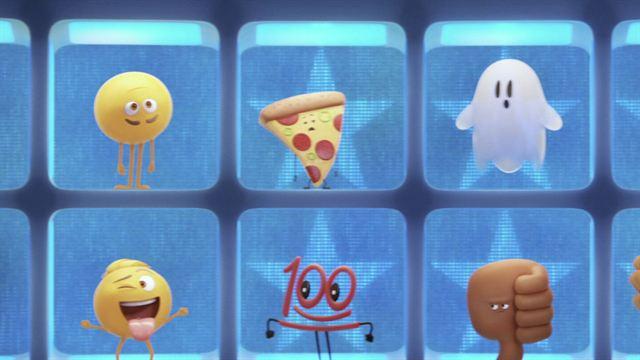Emoji - Der Film Trailer DF
