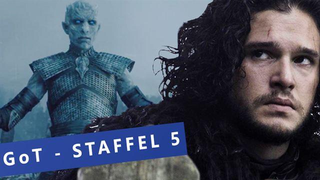 Serienstart Game Of Thrones Staffel 5