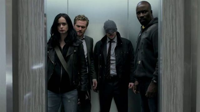 Marvel's The Defenders Trailer OmU