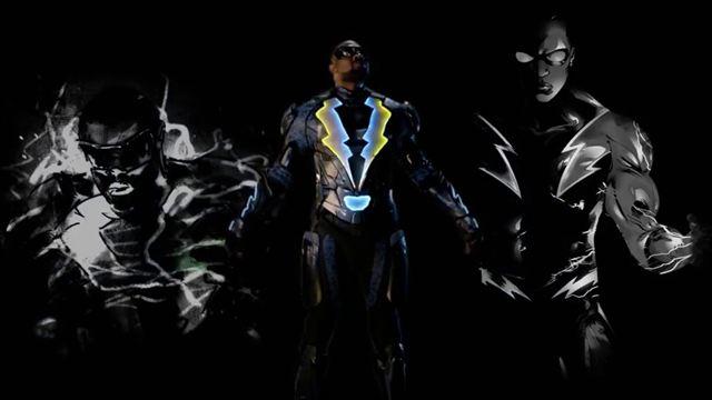 Black Lightning Videoclip OV