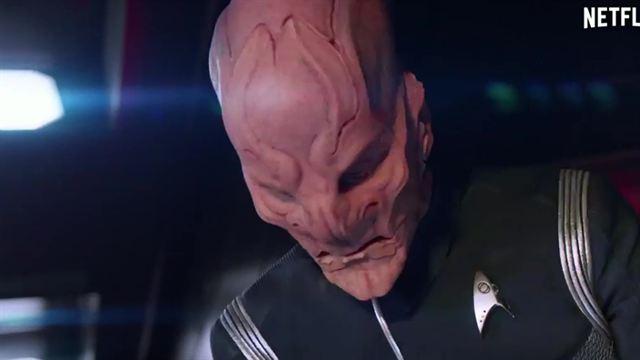 Star Trek: Discovery Trailer (2) OV