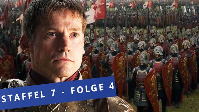 Game Of Thrones - Staffel 7: Zehn denkwürdige Momente aus Folge 4 (siham.net-Original)