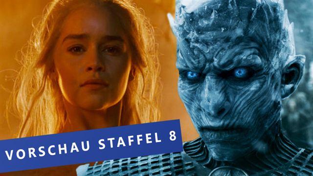 Game Of Thrones - Staffel 8: Zehn Fragen, die wir beantwortet haben wollen (siham.net-Original)