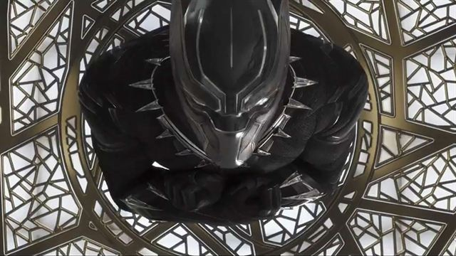 Black Panther Trailer (2) DF