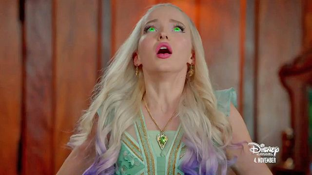 Descendants 2 Trailer DF