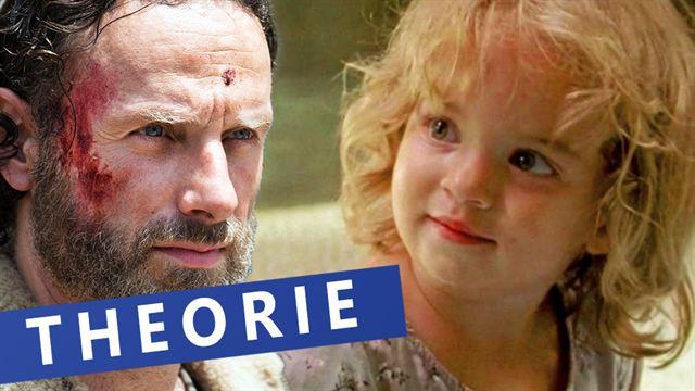 The Walking Dead: Steht das Schicksal von Judith schon fest? (rmarketing.com-Original)