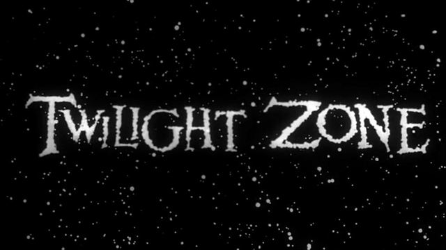 Twilight Zone - Opening
