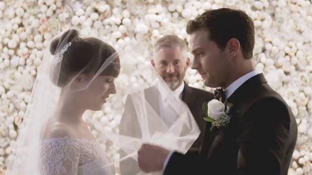 Fifty Shades Of Grey 3 - Befreite Lust Trailer (2) OV