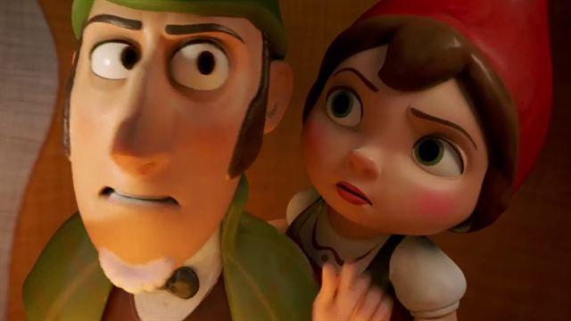 Gnomeo und Julia 2: Sherlock Gnomes Trailer DF