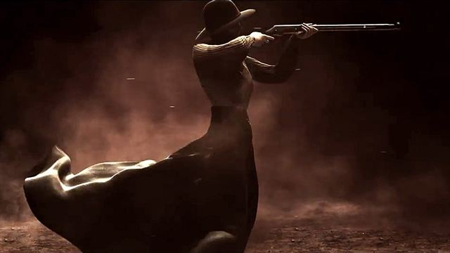 Godless Opening Credits