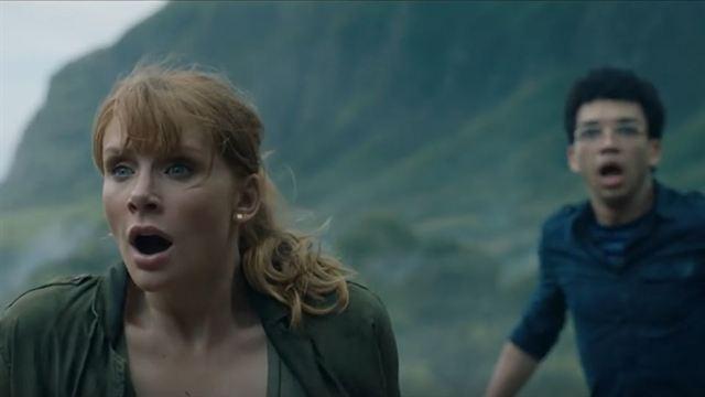 Jurassic World 2: Das gefallene Königreich Teaser (2) OV