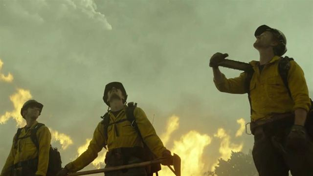 No Way Out - Gegen die Flammen Trailer OmU