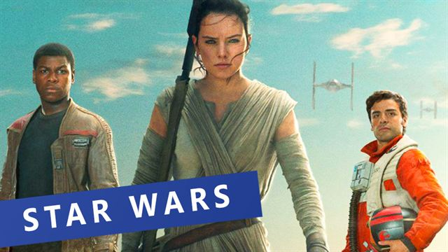 """""""Star Wars - Das Erwachen der Macht"""" in unter 8 Minuten (FILMSTARTS-Original)"""