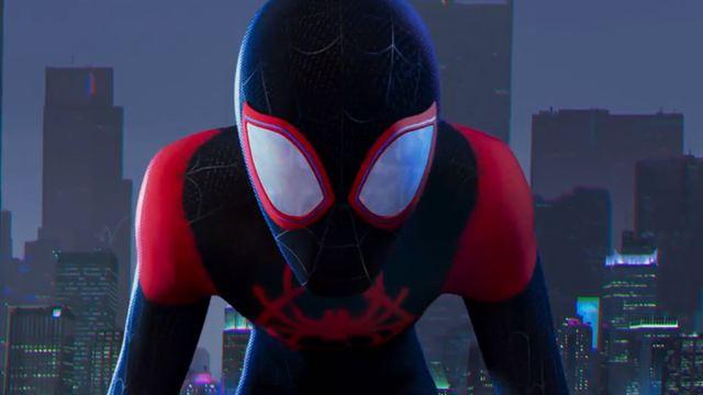 Spider-Man: A New Universe Teaser DF