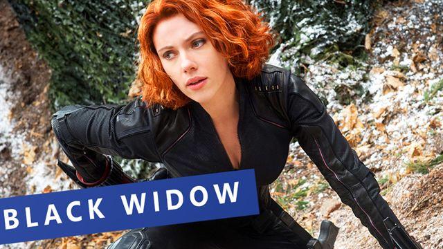 """5 Comic-Vorlagen für den """"Black Widow"""" Solo-Film (FILMSTARTS-Original)"""