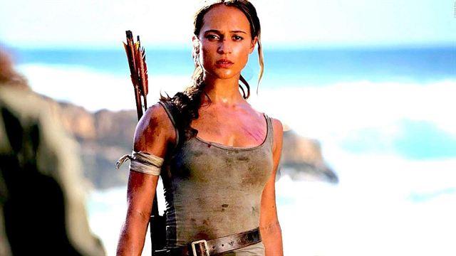 Tomb Raider Trailer (3) OV