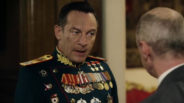 The Death of Stalin Trailer DF
