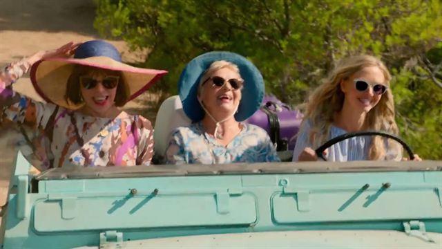 Mamma Mia 2: Here We Go Again Trailer (2) DF