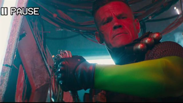 Deadpool 2 Trailer (3) DF