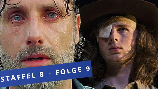 The Walking Dead Staffel 8: Die 10 denkwürdigsten Momente aus Folge 9 (rmarketing.com-Original)