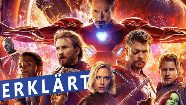 Avengers 3: Das Ende UND die Post-Credit-Szene erklärt (promisesplus.net-Original)